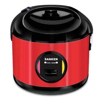 Harga Sanken Magic Stainless daftar harga rice cooker sanken terbaru update juli 2018