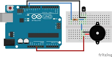 Tutorial Arduino Buzzer | arduino buzzer tutorial and how to use it with arduino board