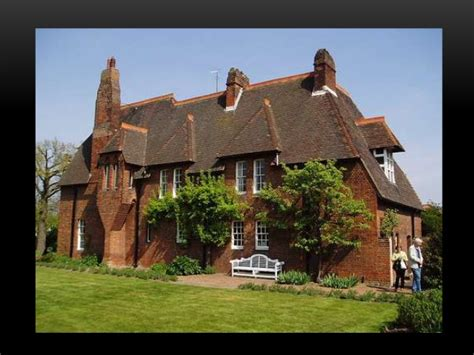 get the look william morris red house the chromologist william morris the red house