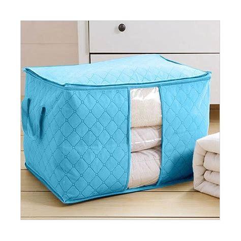 Storage Multi Fungsi Jual Accessoria Clothing Blue Sky Storage Bag Multifungsi