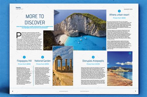 magazine template indd 25 modern indesign magazine templates indd int ginva