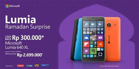 Microsoft Lumia 535 Erafone inilah beberapa promo dan diskon lumia yang bisa kamu dapatkan selama ramadhan winpoin