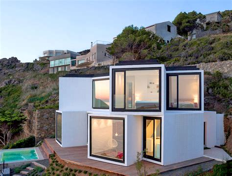 architecture house design sunflower house s cube cluster soaks up the