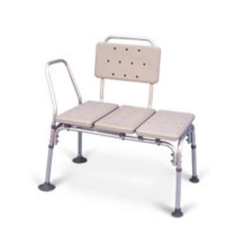 aquasense transfer bench aquasense bariatric transfer bench with armrest la