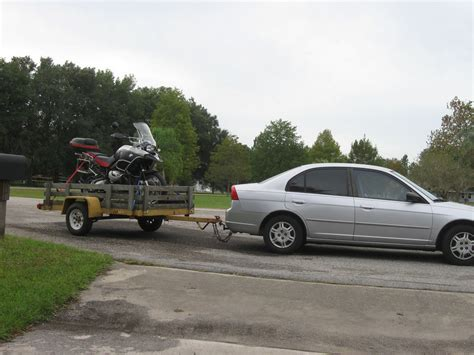 civic towing boat towing with a 2012 si 9th generation honda civic forum