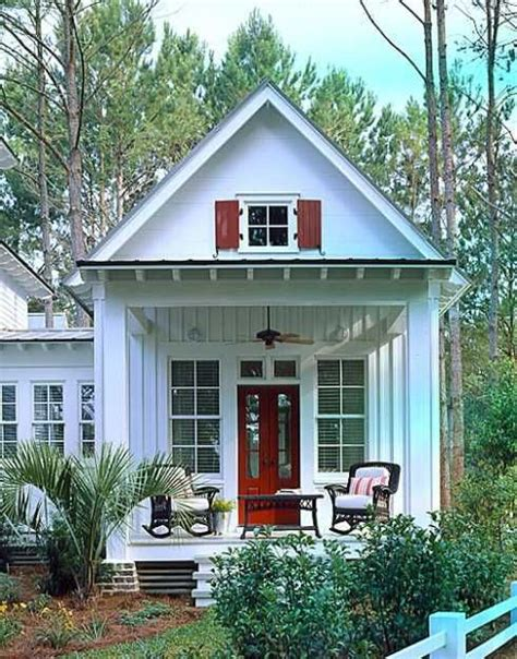 tiny cottage house plan complete with comfortable