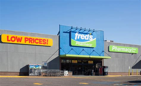 Where Is The Closest Office Supply Store by Store Locator Fred S Pharmacy