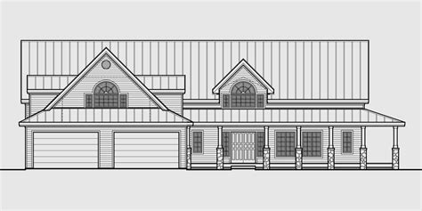 Single Story Ranch Homes a frame house plans with steep rooflines