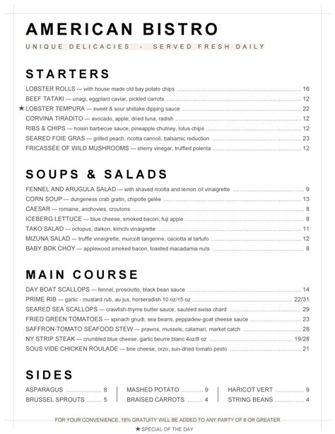 design sles from menupro menu software more than just restaurant menupro 183 menu design sles from menupro menu software