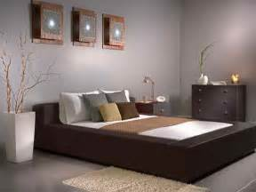 Wall Color Schemes by Bedroom Color Schemes Bedrooms With Grey Wall Color
