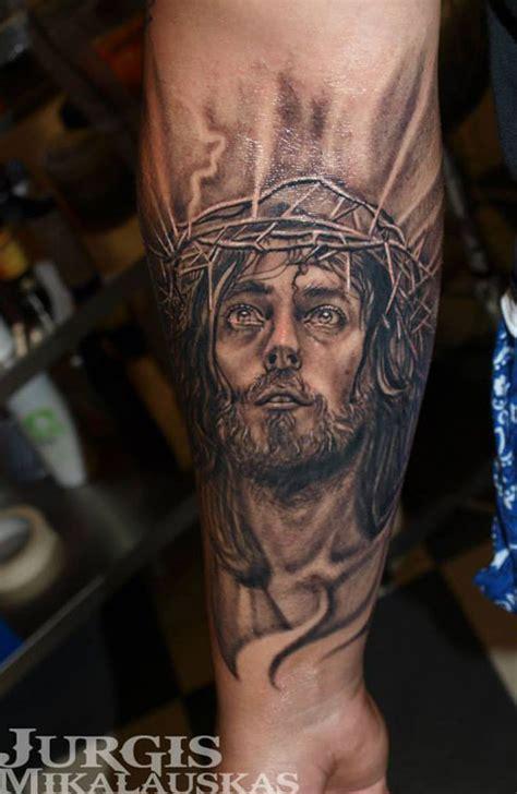 imagenes de jesus tatuajes tatuajes jesucristo