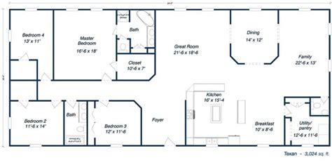 House Design 30x50 Site by Barndominium Floor Plan Joy Studio Design Gallery Best