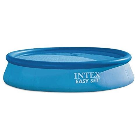 Swimming Ring Intex Hello 61 Cm intex easy set swimming pool no 396 x 84 cm best