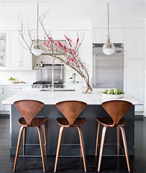 stools kitchen island best 25 kitchen island stools ideas on