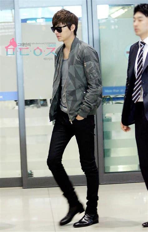 Fashion Min Min airport fashion the min ho modelicious edition