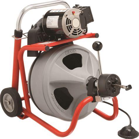 Ridgid K400 Auto Feed Professional Drain Cleaner