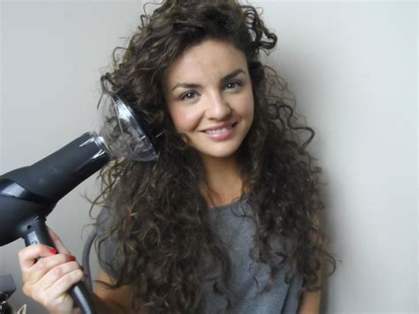 Drying Curly Hair Without A Diffuser 33 best images about my 2a 2b wavy hair on