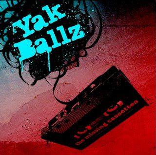 Yak Ballz Detox by Yak Ballz Discograf 237 A Mega 2000 2012 Producto