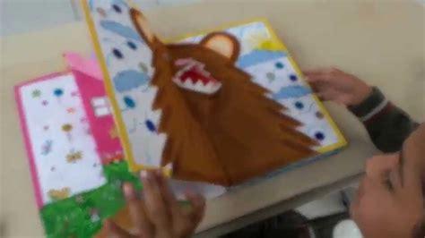 cuentos infantiles con imagenes en 3d libro 3d el cuento del oso feo youtube