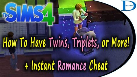 sims freeplay how to have twins no mods have twins triplets multiple births instant