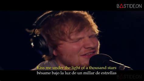 ed sheeran wake up mp3 download ed sheeran thinking out loud sub espa 241 ol lyrics