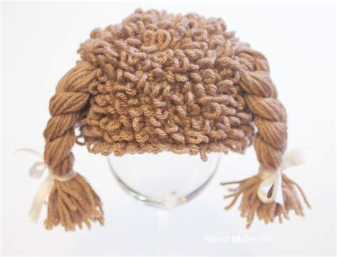 free pattern cor cabbage patch wig 1000 images about crochet cabbage patch hats on pinterest