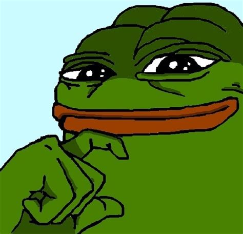 Frog Memes - image 895464 smug frog know your meme