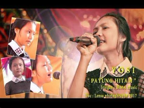 payung hitam yosi lung new generation dangdut never