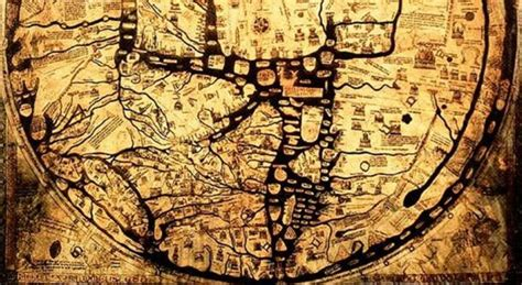 The Legend Of Artifacts Ebooke Book hereford mappa mundi legendary cities monstrous races