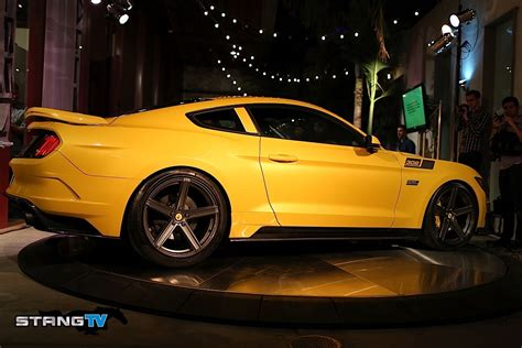 2016 mustang saleen 2016 saleen mustang black label 302 supercharged forocoches
