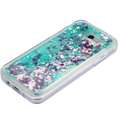 Watter Glitter Black For Samsung J3 for samsung galaxy express prime 2 j3 liquid glitter protector hybrid cover ebay