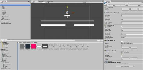 unity trigger layout ontriggerenter2d unity not working
