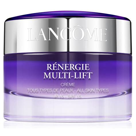 Lancome Renergie Multi Lift lanc 244 me r 233 nergie multi lift day 50ml free shipping