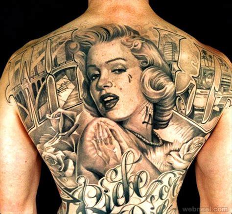 full body tattoo 4
