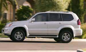 Lexus Gx 470 Review 2008 Car And Driver