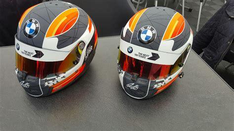 Motorsport Helm by Andwerndesign Lucas Luhr Bmw Motorsport