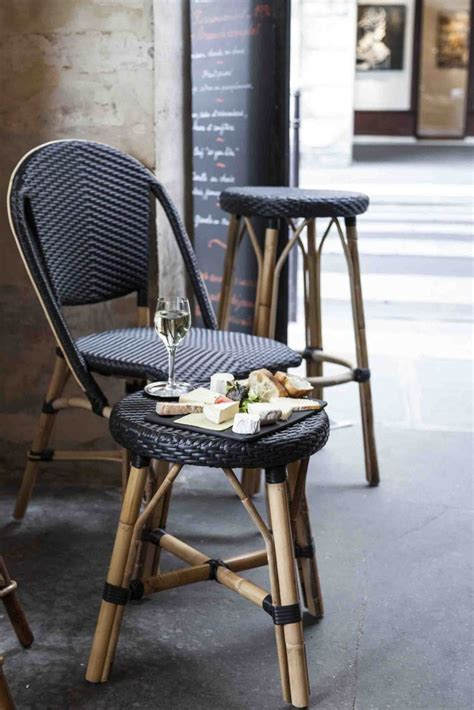 Ka Bistro Chair Sika Design Sofie Stacking Bistro Side Chair Sika Design Usa