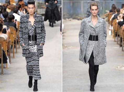 Haute Couture Chanel Autumnwinter 2008 Collection by Chanel Haute Couture Autumn Winter 2013 2014 Collection
