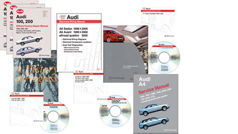 Audi Technical And Owner Information Bentley Publishers