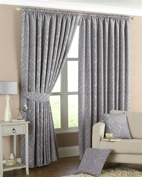 silver curtains for bedroom 5 kinds of silver curtains