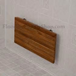 bathroom and shower teak wood benches and seats for sale