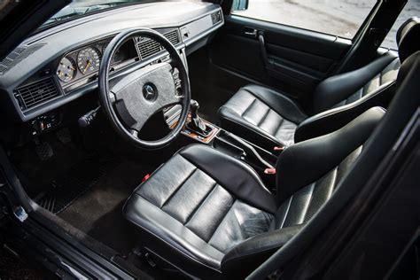 interior mercedes 190 e 2 5 16 evolution ii w201 1990