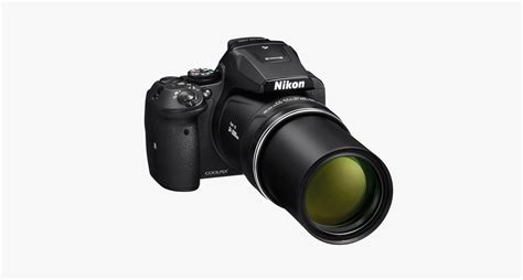 nikon zoom nikon s new point and shoot has an absurdly zoom