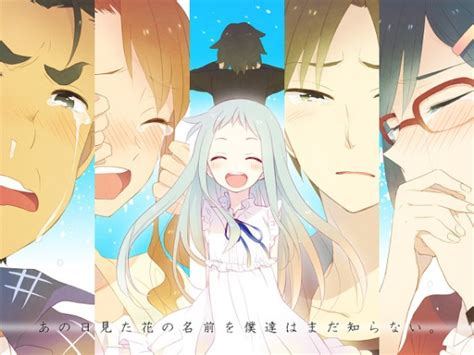 noitamina review c and anohana 毎日アニメ夢