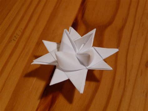 German Paper Folding - origami nut 187 froebel