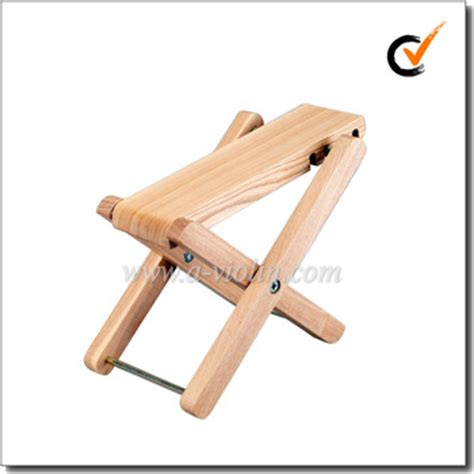 Guitar Foot Stool Wood by New Style Wooden Guitar Player Foot Stool Gs631 Buy
