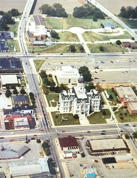 Vigo County Records Vigo County Indiana Aerial Photography On Cd