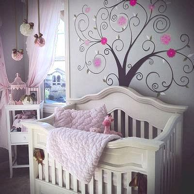 pink nursery ideas avery s dream nursery decorated in pink and brown