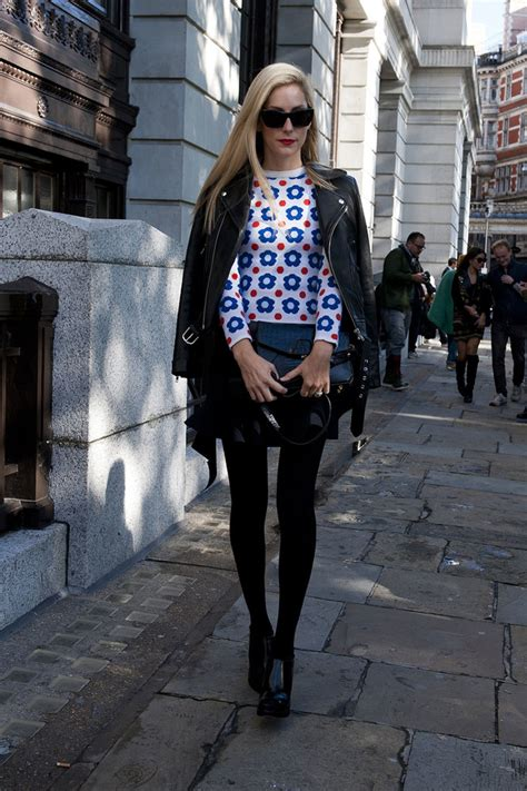 Looks Of The Week Fabsugar Want Need 14 by Fashion Week Ss14 3 Chic Obsession