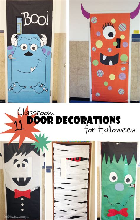 halloween themes for school cool classroom door decorations for halloween
